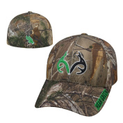 North Texas Mean Green Official NCAA One Fit RTX Brand 1 Hat by Top of the World 615769