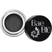 BEST Organic 100% Natural Vegan Black Gel Liner Eyeliner Smudge Pot, Made in USA, by BaeBlu