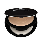 Gabriel Cosmetics Dual Powder Foundation Bamboo Natural