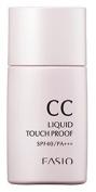 KOSE FASIO CC Liquid Touch Proof 01