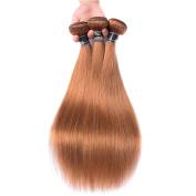 50cm #4 8A100% human hair extension Indian virgin hair straight