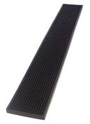 The Bars Bars Mat, Rubber, Black, 70 x 10 x 1 cm