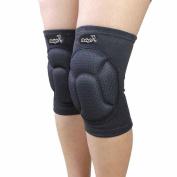 Balight Anti-collision Sponge Sports Knee Pads Skating Dance Protector