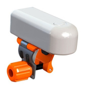 Sky Golf Sky Caddie SkyPro Swing Analyzer in White and Orange Colour