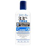 Hollywood Beauty Coconut Oil Moisturises Hair and Skin, 240ml