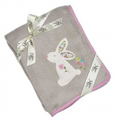 Maison Chic Beth The Bunny Plush Blanket