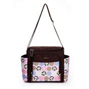 Colorland Travel Outdoor Organiser Satchel Single Shoulder Bag Nappy Bag