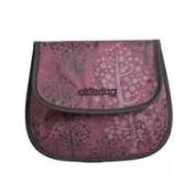 okiedog Clipix - Joey saddlebag Dahoma Purple Design, Purple, Violets Colour