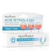 New Provamed Acne Retinol-A Gel Rapid New Clear 10 g.#A2U.