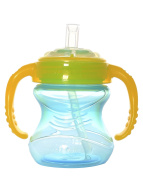 Colourful Baby PP Starw Cup 210ml baby drink cup
