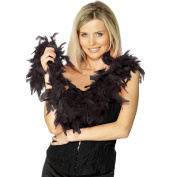 LQZ(TM)Turkey Feather Scarf Feather BOA for Costume Accessory