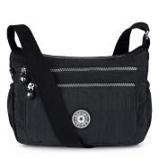 ABLE Waterproof Shoulder Bag Casual Handbag Messenger Crossbody Bags Multi-functional pocket design
