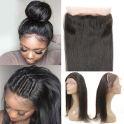 Royale Human Hair 360 Lace Frontal with Bundles Brazilian Straight Hair with 360 Frontal Virgin Brazilian Straight Hair Colour 360 Lace Frontal with Bundles
