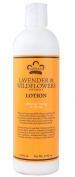 Nubian Heritage Body Lotion Lavender and Wildflowers -- 380ml - 3PC