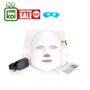 Koi Beauty Photon Red Blue Green Light Treatment Skin Rejuvenation Therapy Facial Led Mask