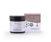 Biohoney Bee Venom and Manuka Honey Organic Face Mask Cream to smooth fine lines and firm the skin