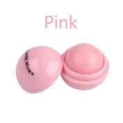 Makeup Lips Balm , Hunzed Women Moisturising Cute Fruity Flavour Lip Balm Natural Plant Nutritious Ball Lip Care