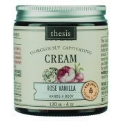 Body Cream - Raw Shea Butter - Rose Vanilla