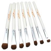Toraway 7PC Makeup Brushes Horse Hair Eyeshadow Cosmetic Foundation Makeup Brushes