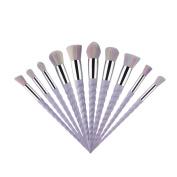10 thread makeup brush makeup brush set colour hair