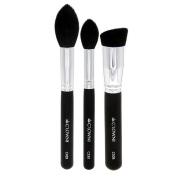 Crown PRO - Eyeshadow Depositing Trio - High Grade Capra Hair