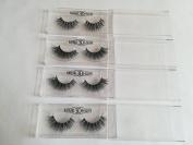 3D Mink Eyelashes 3D fur fake mink eyelashes Hand-made Mink Fur False Lashes Makeup eyelashes Eastmermaid
