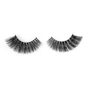 Wleec Beauty Silk Eyelashes, 1 Pair Super Soft Thick Silk Strip Lashes #509