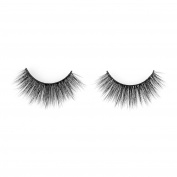 Wleec Beauty Long Silk Eyelashes, 1 Pair Super Soft Silk False Lashes #504