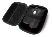 FitSand (TM) Travel Carry Zipper EVA Hard Case for Wildgame Innovations Halo X Ray Z6X 600 Laser Range Finder
