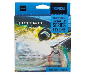 Hatch Professional Series Tropical Sinking Fly Line 300gr.