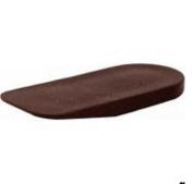 Heel Lift, 1/4 inch (6 mm), 1 Pair, Lifting Cushions
