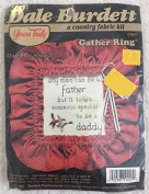 Dale Burdett Counted Cross Stitch Kit Dads Are Special #GR217 Gather Ring