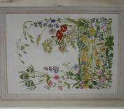 Spiders Web, Permin of Copenhagen Cross Stitch Chart Danish Art Needlework