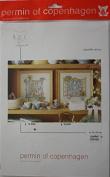 Linen Cupboard, Permin of Copenhagen Cross Stitch Chart Danish Art Needlework