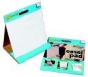 Go Write Dry Erase Tabletop Non-Adhesive Easel Pad - 41cm x 38cm .44; White