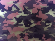 Hydrographics Film - Water Transfer Printing Film - 1 Metre Length Purple Urban Camo Film - Water Transfer Film