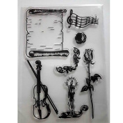 New arrival Silicone Transparent Clear Stamp Seal for DIY scrapbooking/photo album Decor stamp craft