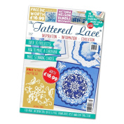 Tattered Lace Magazine  Issue #38 with FREE Butterfly Dance (3pc) Die Set, TTLMAG38