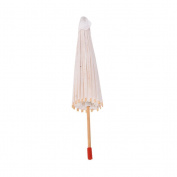 Datingday Blank Paper Umbrella Chinese Japanese Traditional Craft Kids DIY Decoration Accessories,10cm