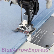 BlueArrowExpress Pfaff Seam Guide Foot for IDT System part # 820772096 for B, C, D, E, F, G, J, K