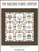 The Adelaide Floral Sampler Quilt Pattern Michele Hill Set