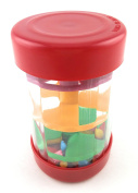 Plastic Baby Shaker Rattle Noisemaker Red