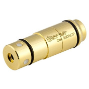 G-Sight .380 ACP Training Laser Cartridge - Gen2 w/Laser Training Pro App, Brass,
