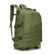 CoolLifes Military Tactical Backpack 3D Assault Pack Backpack Army Molle Bug Out Bag Backpack Large Rucksack Backpack for Outdoor Trekking Camping Hunting Hiking 40L