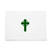 Crucifix Christian Church Cross Jesus Style 9013, Rubber Stamp Shape great for Scrapbooking, Crafts, Card Making, Ink Stamping Crafts