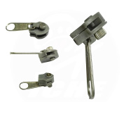 IJIA Universal Zipper Repair Kit Fixes any zipper in a Flash Metal Zipper Fix A Zipper 3 Pack