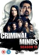 Criminal Minds: Season 12 [Regions 2,4,5]