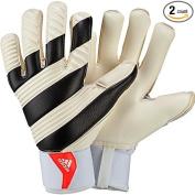 Adidas Classic Pro GoalKeeper White/Black Gloves