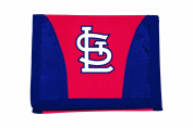 MLB St. Louis Cardinals Chamber Wallet, Red