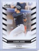 AARON JUDGE 2015 LEAF draught ROOKIE CARD #01! NEW YORK YANKEES!